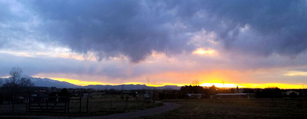 Peyton Sunset