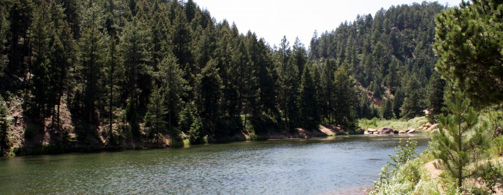 Palmer Lake Reservoir