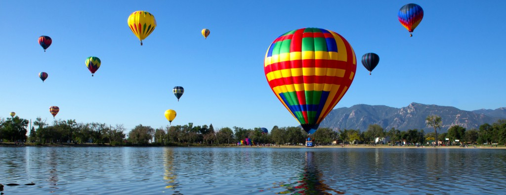 Colorado Springs Ballon Classic - 2012